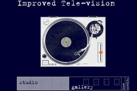 Improved Tele-vision Cornelia Sollfrank