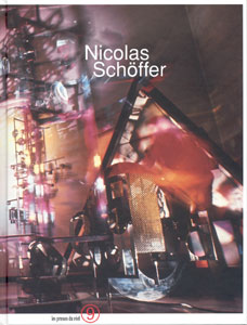 catalogue Nicolas Schöffer