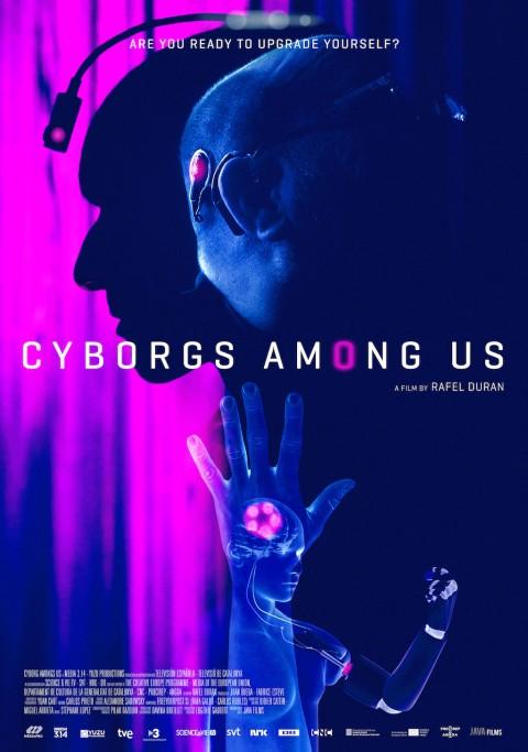 Affiche du film Cyborg Parmi nous