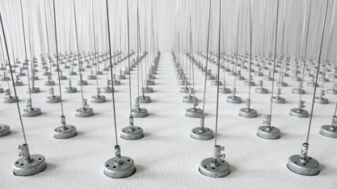 Exposition Mécaniques sonores - Zimoun