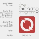 The exchange program / Michael Mandiberg
