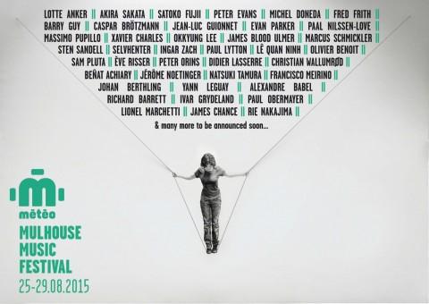 affiche Festival Météo 2015