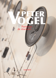 catalogue Peter Vogel - Partitions de Réactions