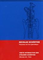 DVD n°1 Nicolas Schöffer