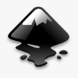 logo logiciel Inkscape