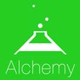 logo logiciel alchemy