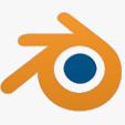 logo logiciel Blender