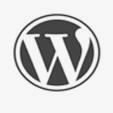 logo logiciel Wordpress