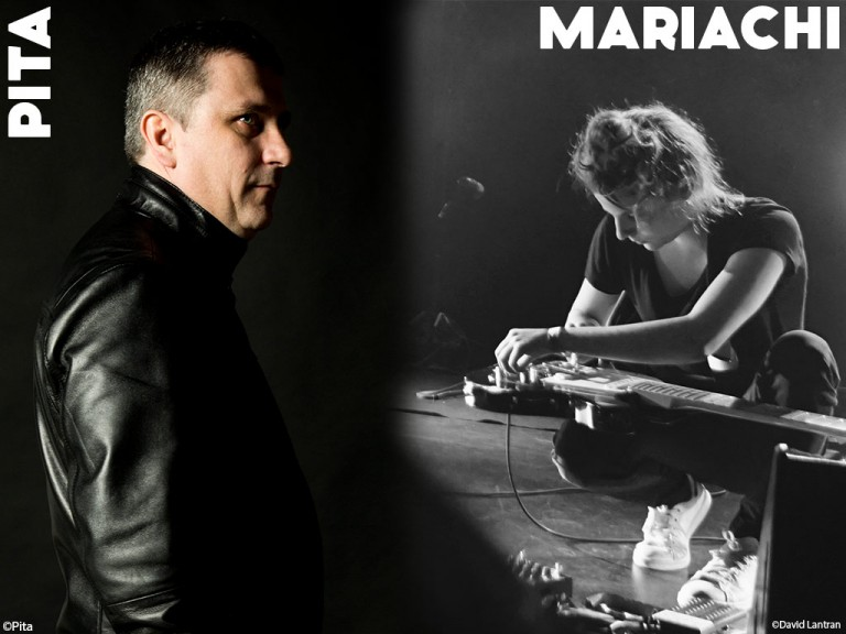 Pita et Mariachi