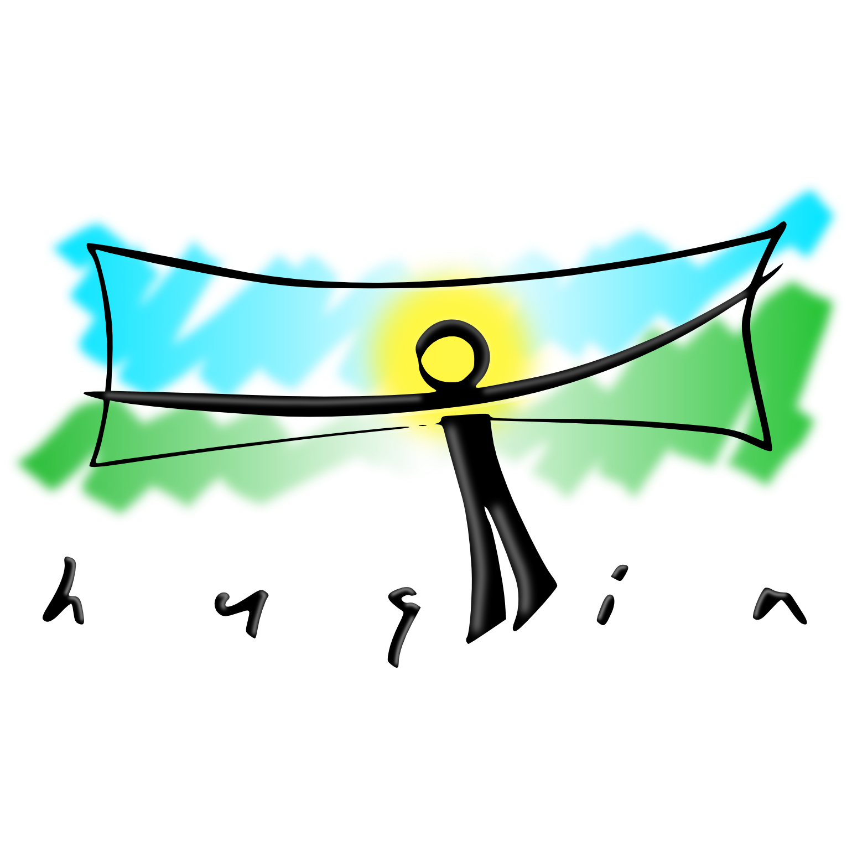 logo logiciel hugin