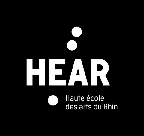 logo HEAR Haute école des arts du Rhin