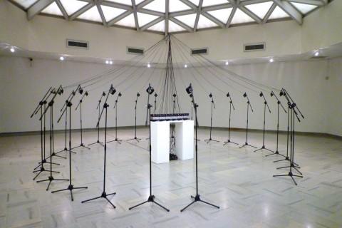 Cécile Babiole bzzz le son de l'électricité