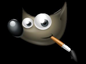 logo logiciel Gimp
