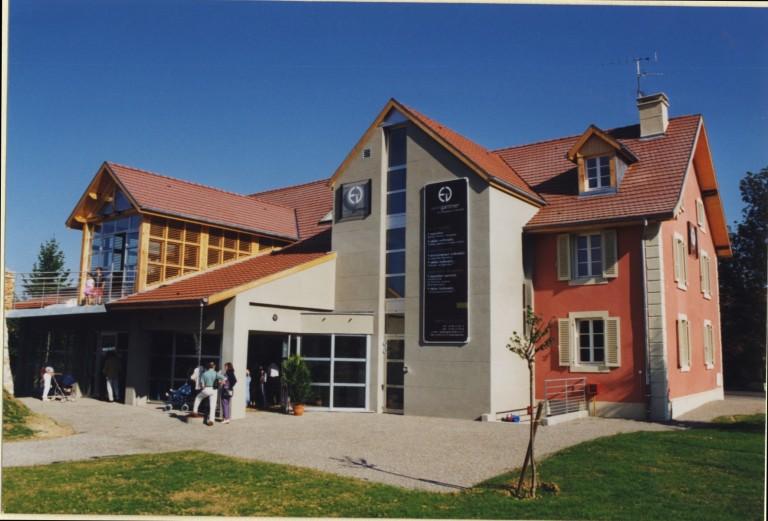 EMG ouverture en 1998
