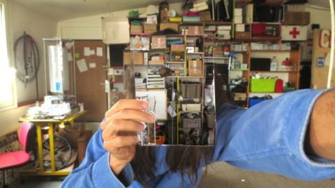 Atelier pochette d'invisibilité