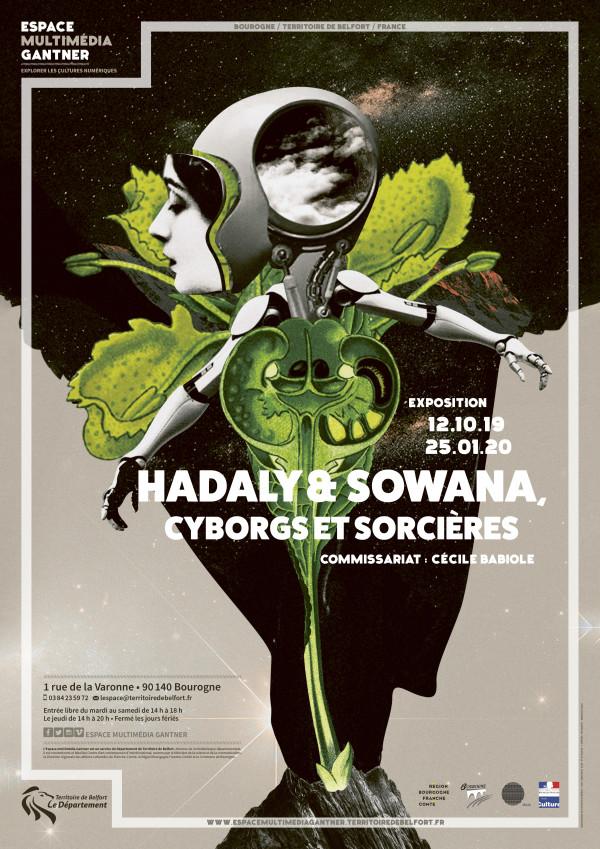 Affiche Hadaly et Sowana