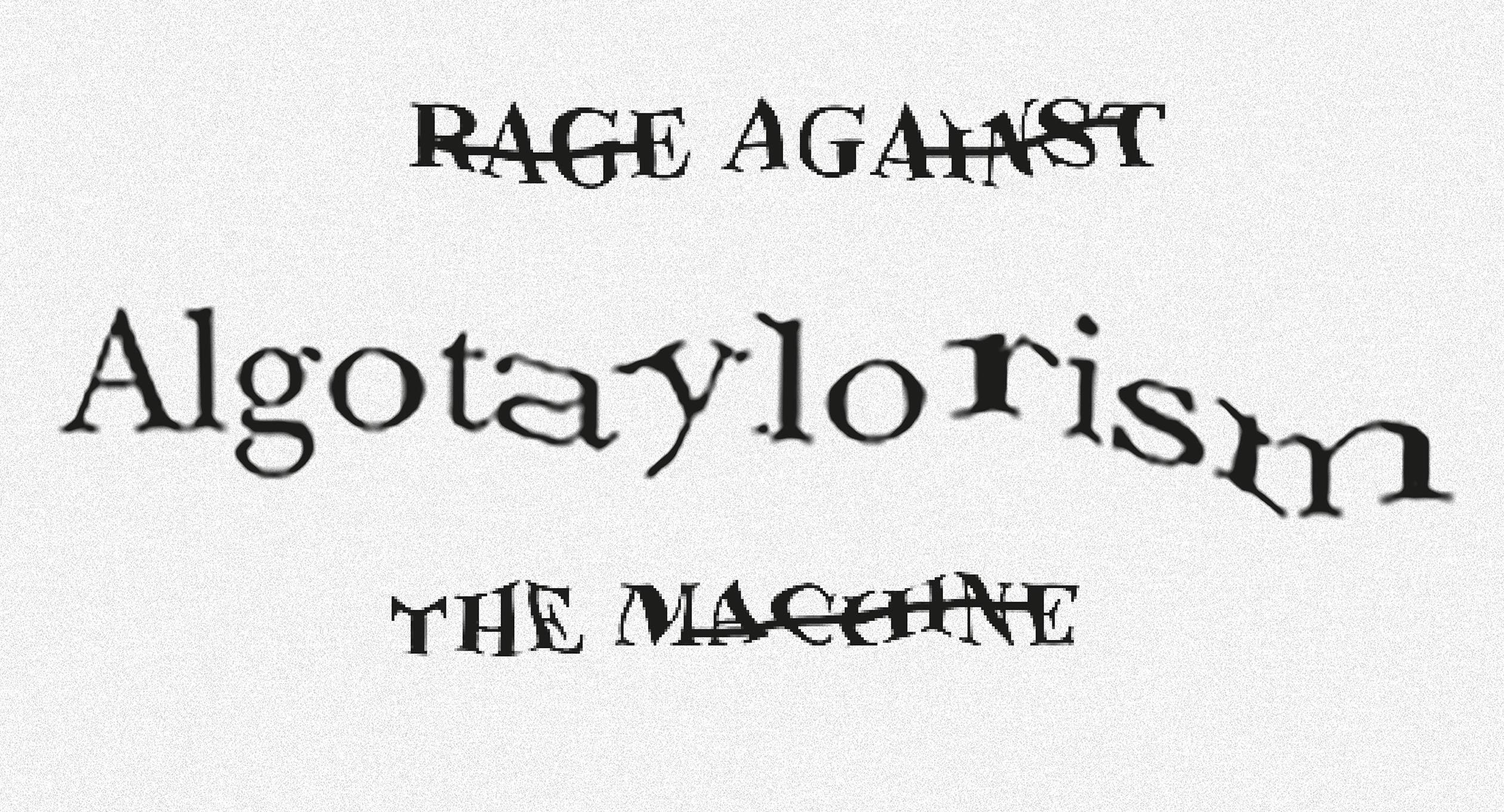 ALGOTAYLORISM