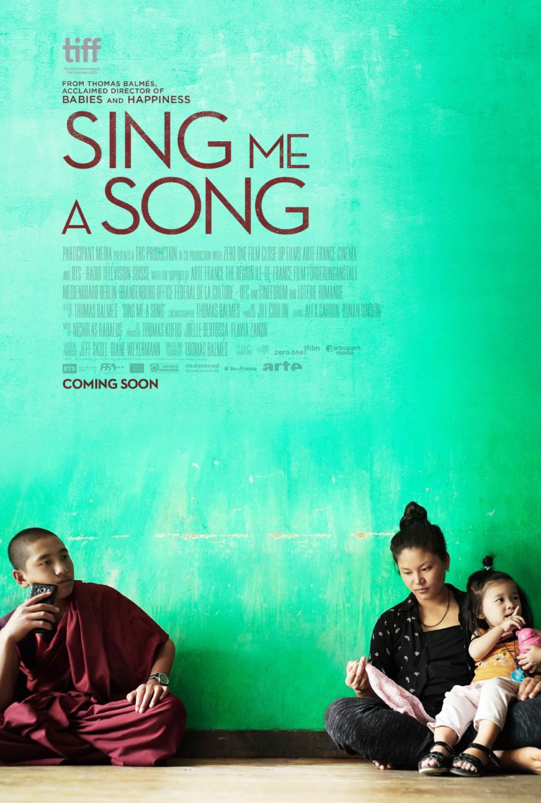 Affiche Sing Me A Song